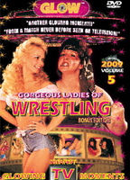 GLOW: Gorgeous Ladies of Wrestling boxcover