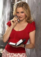Alicia Silverstone as Kate Fox in Miss Match