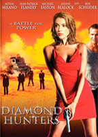 Jolene Blalock as Ruby Grange in Diamond Hunters