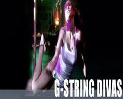 G String Divas boxcover