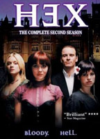 Jemima Rooper as Thelma Bates in Hex