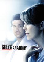 Sandra Oh as Christina Yang in Grey's Anatomy