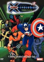 X-Men: Evolution boxcover
