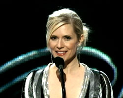 Emily Procter as Herself in The People's Choice Awards