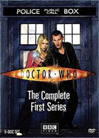 Doctor Who boxcover