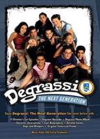 Degrassi: The Next Generation boxcover