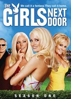 Bridget Marquardt as Herself in The Girls Next Door