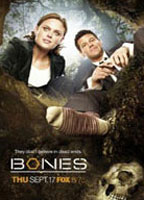 Emily Deschanel as Dr. Temperance 'Bones' Brennan in Bones