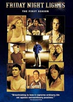 Adrianne Palicki as Tyra Collette in Friday Night Lights