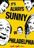 Elle Evans as Katarina in It's Always Sunny in Philadelphia