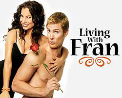 Living with Fran boxcover