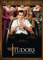 The Tudors boxcover