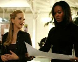 Marisa Coughlan as Jenny McIntyre in Side Order of Life