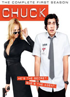 Karolina Kurkova as Sofia in Chuck