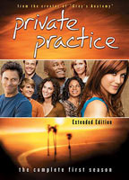 KaDee Strickland as Dr. Charlotte King in Private Practice