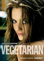 Alicia Silverstone as Herself in Goveg.com - Alicia Silverstone Commercial