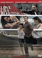 Jenna Dewan Tatum as Amber in Love Lies Bleeding