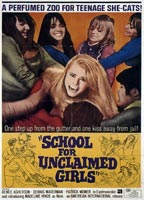 School for Unclaimed Girls boxcover