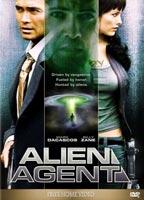 Emma Lahana as Julie in Alien Agent