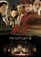 Ziyi Zhang as Empress Wan in Legend of the Black Scorpion