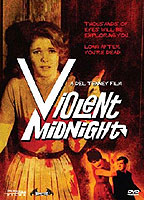 Lorraine Rogers as Alice St. Clair in Violent Midnight