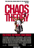 Sarah Chalke as Paula Crowe in Chaos Theory