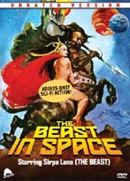 Maria D'Alessandro as Erika Grant in The Beast in Space