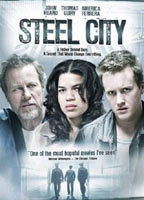 Heather McComb as Lucy James in Steel City