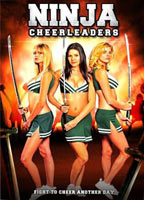 Ginny Weirick as April in Ninja Cheerleaders