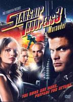 Tanya van Graan as Sergeant Sunday in Starship Troopers 3