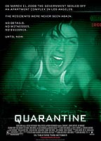 Jennifer Carpenter as Angela Vidal in Quarantine