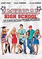 American High School boxcover
