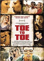 Louisa Krause as Jesse in Toe to Toe