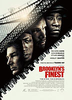 Shannon Kane as Chantel in Brooklyn's Finest