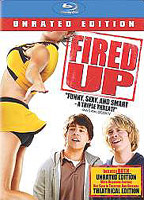 Kate French as Cute Captain in Fired Up