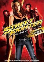 Street Fighter: Legend of Chun-Li boxcover