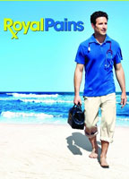 Kat Foster as Harper Cummings in Royal Pains