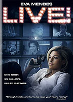 Katie Cassidy as Jewel in Live!