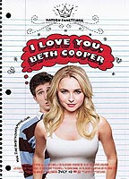 Hayden Panettiere as Beth Cooper in I Love You, Beth Cooper
