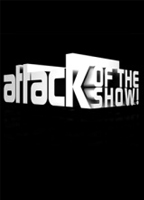 Carrie Keagan as Herself in Attack of the Show!