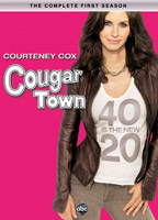 Christa Miller as Ellie in Cougar Town