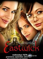 Jaime Ray Newman as Kat Rougemont in Eastwick