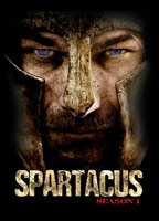 Erin Cummings as Sura in Spartacus