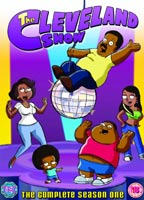 The Cleveland Show boxcover