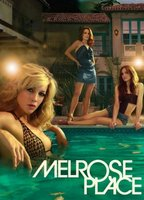 Jessica Lucas as Riley Richmond in Melrose Place