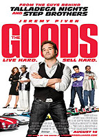 Jordana Spiro as Ivy Selleck in The Goods: Live Hard, Sell Hard