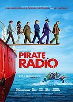 Gemma Arterton as Desiree in Pirate Radio
