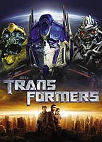 Transformers boxcover