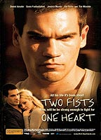 Jessica Marais as Kate in Two Fists, One Heart