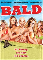 Lisa Gleave as Shirtless Cynthia in Bald